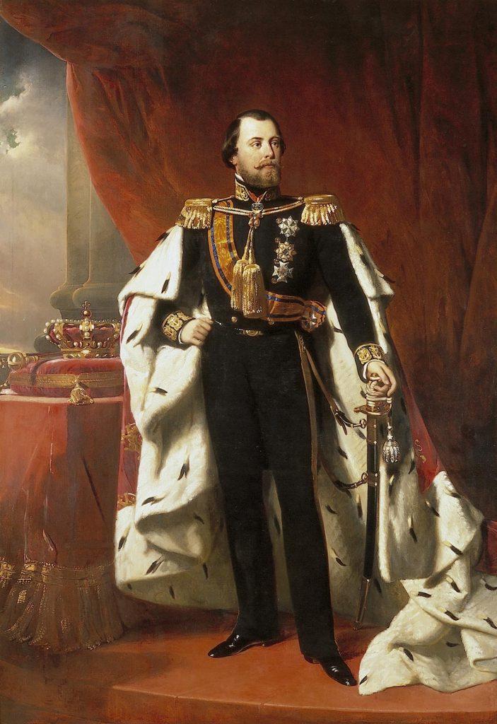 9j-Koningen Willem_III